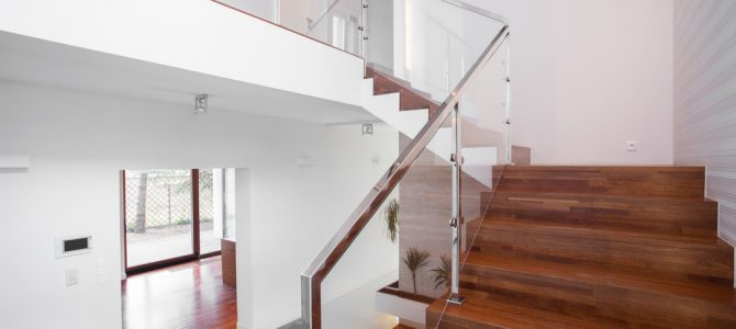 Why Should You Consider Choosing Glass Balustrades